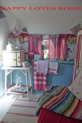 Little Redhead Glamping Glamour Camping